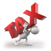 اقرار قانون ضريبة الدخل لسنة 2014