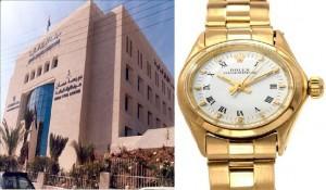 تجاوزات وهدر للمال العام في بورصة عمان
