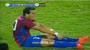 بالفيديو.. 120 ثانية مجنونة.. هدف عالمي.. دهس.. اصابة مروعة كادت تنهي مستقبل لاعب مصري