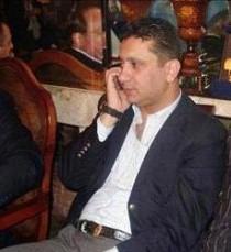 القيسي مساعدا خاصا للأمير غازي بن محمد