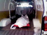 وفاة مواطن و إصابة 6 آخرين جراء حادثي تصادم في المفرق
