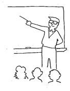 مدرس كيمياء يتنقل بين ثلاث مدارس حكومية في بني عبيد