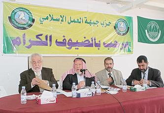 وسط  استمرار الخلافات الداخلية..الفرحان : نسعى للفوز بما لا يقل عن ثلث مقاعد البرلمان