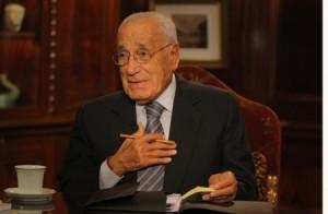 محمد حسنين هيكل: أنا وعبدالناصر.. كل منا كان محظوظا بالآخر