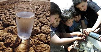 200 ألف مواطن يعيشون بلا ماء ولا صرف صحي