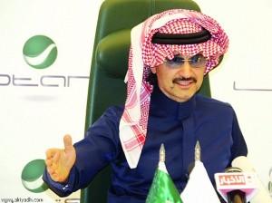 مطالبات مالية بمئات الالاف بحق الوليد بن طلال مالك روتانا في الاردن