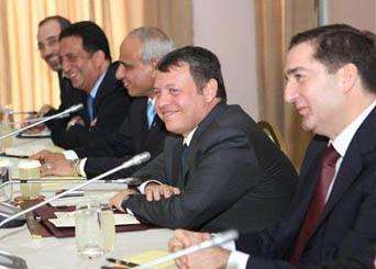 الملك يوعز للحكومة بدراسة احتياجات محافظة الزرقاء
