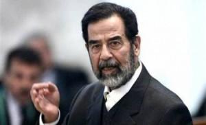 صور نادرة لصدام حسين وهو طفل صغير!