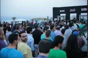 حفل تامر حسني يزعج الاردنيين.. وبورتو تدشن عملها بفوضى واغلاق شوارع