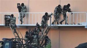 مسلحون يقتحمون مستشفى الملك خالد بالسعودية