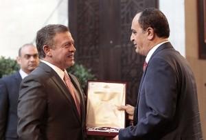 البوتاس العربية تحتفل بتكريمها بوسام الإستقلال من الدرجة الأولى