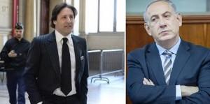 محاكمة ملياردير يهودي فرنسي تكشف صلاته بنتنياهو (صور)