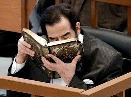 العروبي صدام حسين المجيد:ـ الشهادة والمؤامرة