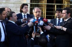 وزير الداخلية التركي يقدم استقالته