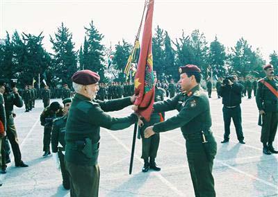 الذكرى الرابعة والخمسون لتعريب قيادة الجيش العربي