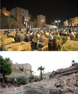 صور ستذهلك: هكذا كانت حلب قبل الحرب وبعدها