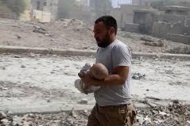 حلب فضيحة العرب. ..عار الغرب