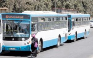100 حافلة جديدة على خطوط النقل العام في عمان