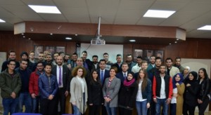 حفل تكريم لطلبة كلية الأعمال في جامعة عمان الأهلية لتفوقهم بامتحان الكفاءة الجامعية