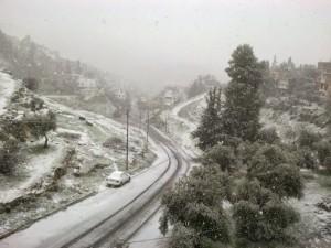 أمطار مصحوبة بالثلوج الثلاثاء .. وأجواء شديدة البرودة الأربعاء