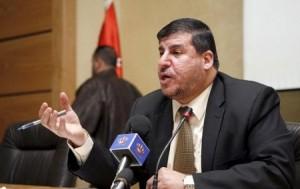 السعود يدعو ابناء قطاع غزة ممن يواجهون مشاكل في العمل لمراجعة لجنة فلسطين