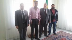 العراب نيوز تنفرد يفتح ملف المستوردات البرازيلية من اللحوم عبر لقاء مع السفير البرازيلي في عمان