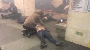 بالفيديو والصور...10 قتلى في انفجار محطة مترو بروسيا