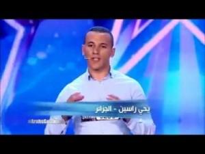 """بالفيديو.. متسابق جزائري في """"أراب جوت تالانت"""" يدهش لجنة الحكم والجمهور بذاكرته الخارقة للعادة"""