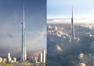 السعودية تدشن أطول برج في العالم عام 2019