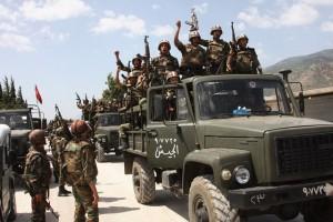 اميركا تستهدف النظام السوري قرب حدودنا