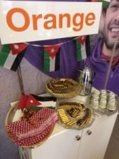 Orange الأردن تحتفل بالذكرى 71 لاستقلال المملكة الأردنية الهاشمية في كافة معارضها