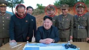 هذا هو سر  الثلاثي  الدائم الظهور وراء زعيم كوريا الشمالية!