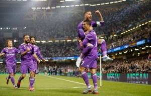 ريال مدريد يجدد العهد بالأربعة ويحقق لقب بطولة دوري الابطال للمرة الثانية عشرة في تاريخه