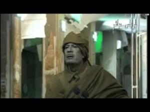 """العربية: القذافي لم يخاطب شعبه عندما قال: """"من انتم""""؟...وهؤلاء من قصدهم!"""