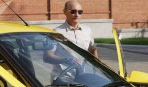 بوتين يفصح عن السيارة التي كان يمتلكها قبل الرئاسة!!