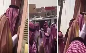 بالفيديو...ماذا فعلت امراة مع شيوخ قبائل في السعودية حاولوا إقناعها بالعفو عن قاتل ابنها !