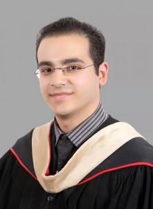 الماجستير بتقدير امتياز مع مرتبة الشرف الاولى لابن الزميل بسام الياسين ( محمد )