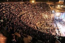 مهرجان جرش.. احتفال بالحياة ولو كره الكافرون !