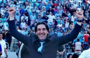 نيبوشا ساخرا: أتمنى مواجهة الأهلي في نهائي البطولة العربية