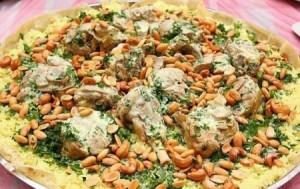 سي إن إن: المنسف يتصدر أهم المأكولات في الشرق الأوسط