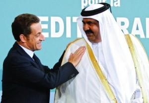 التحقيق مع ساركوزي في تلقي رشوة لدعم استضافة قطر كأس العالم