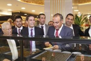 تحت رعاية امين عمان .. حلويات النجمه تفتتح فرعاً جديد في شارع المدينة الطبية