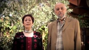 بالصورة...الفنان الاردني جميل عواد و زوجته جولييت عواد: سنقف نبيع العلكة على الاشارة الضوئية
