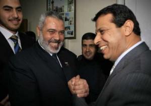 حماس تقرر وقف التواصل مع دحلان