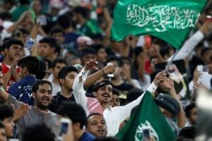 السعودية تتأهل لكأس العالم