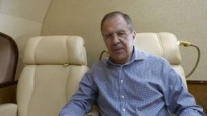لافروف يبدأ جولة إلى الأردن والسعودية لبحث التطورات في سوريا