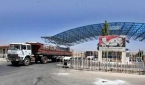 المعارضة السورية تشترط الافراج عن 100 اسير لتسليم معبر نصيب الحدودي مع الاردن