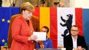 نتائج اولية: حزب ميركل يفوز بالانتخابات التشريعية في ألمانيا