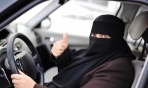 شروط قيادة المرأة للسيارات في السعودية