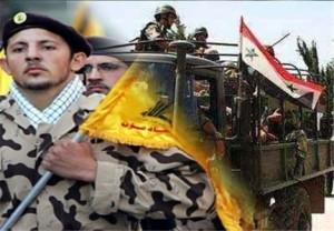 الجيش السوري مدعوما بقوات حزب الله يسيطر على مواقع حدودية مع الاردن